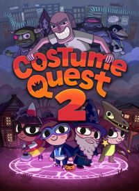 Costume Quest 2 (WIIU) - okladka