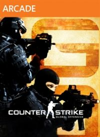 Counter-Strike: Global Offensive (Xbox 360) - okladka