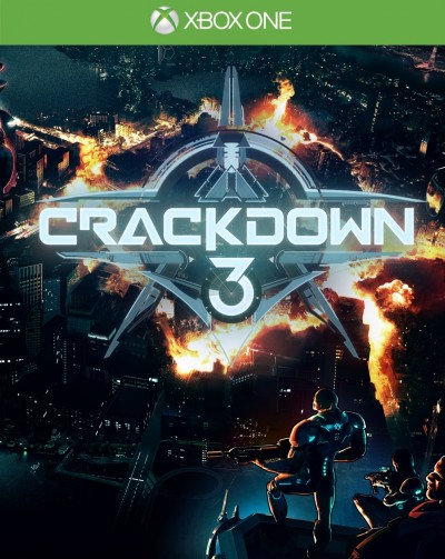 Crackdown 3 (XBOXONE) - okladka