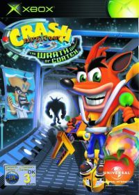 Crash Bandicoot: The Wrath of Cortex (XBOX) - okladka