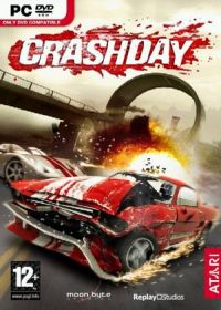 Crashday (PC) - okladka