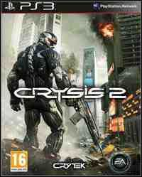 Crysis 2 (PS3) - okladka