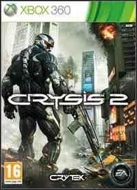 Crysis 2 (Xbox 360) - okladka