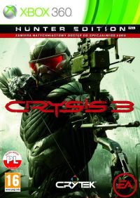 Crysis 3 (Xbox 360) - okladka