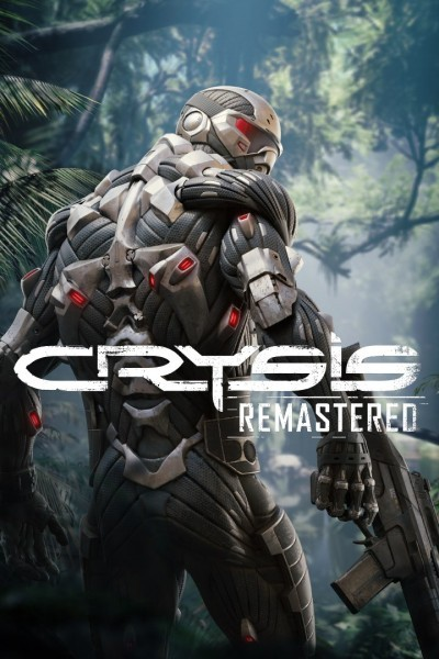 Crysis Remastered (PS4) - okladka