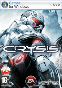 Crysis (PC) - okladka