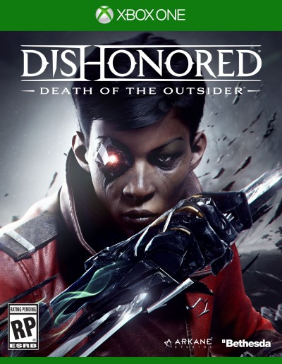 Dishonored: Death of the Outsider (XBOXONE) - okladka