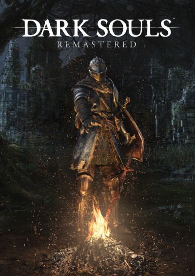 Dark Souls Remastered (PC) - okladka