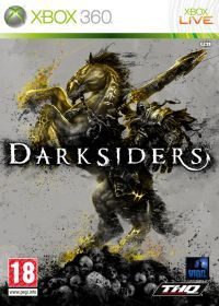 Darksiders: Wrath of War (Xbox 360) - okladka