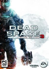 Dead Space 3 (PC) - okladka