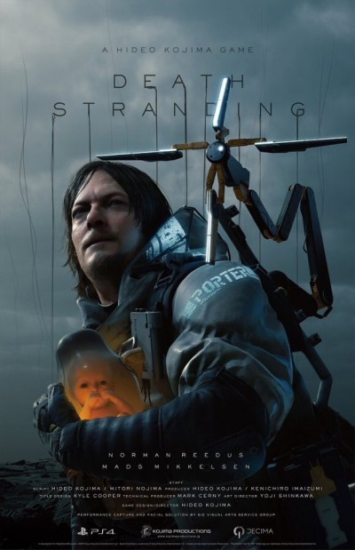 Death Stranding (PC) - okladka