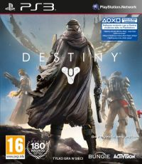Destiny (PS3) - okladka