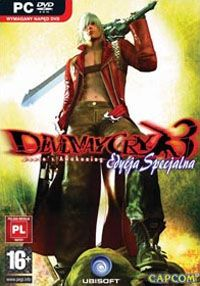 Devil May Cry 3: Dante's Awakening (PC) - okladka