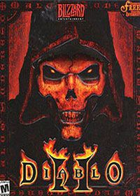 Diablo II (PC) - okladka
