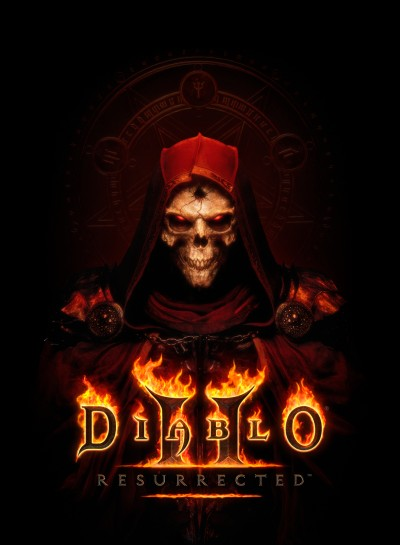 Diablo II: Resurrected (PS4) - okladka