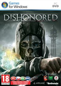 Dishonored (PC) - okladka