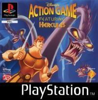 Disney's Action Game Featuring Hercules (PSX) - okladka