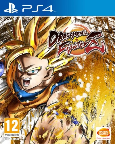 Dragon Ball FighterZ (PS4) - okladka