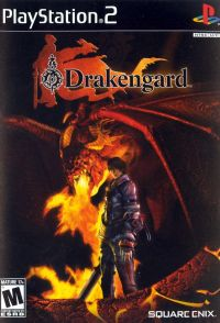 Drakengard (PS2) - okladka