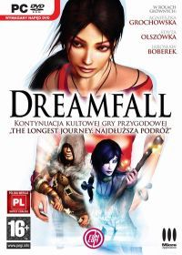 Dreamfall: The Longest Journey (PC) - okladka