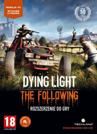 Dying Light: The Following (PC) - okladka