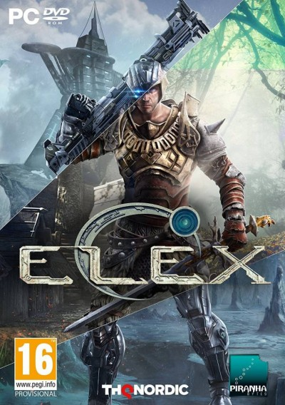 Elex (PC) - okladka