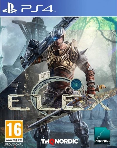 Elex (PS4) - okladka