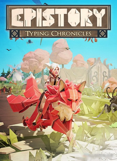 Epistory - Typing Chronicles (PC) - okladka