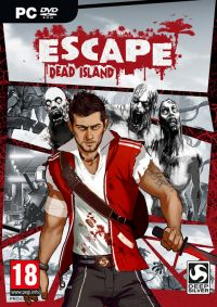Escape Dead Island (PC) - okladka