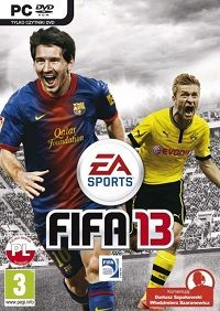 FIFA 13 (PC) - okladka
