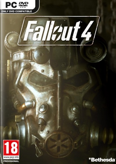 Fallout 4 (PC) - okladka