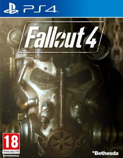 Fallout 4 (PS4) - okladka