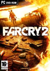 Far Cry 2 (PC) - okladka