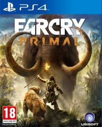 Far Cry Primal (PS4) - okladka