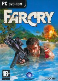 Far Cry (PC) - okladka