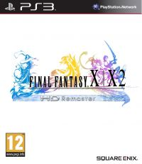 Final Fantasy X|X2 HD Remaster (PS3) - okladka