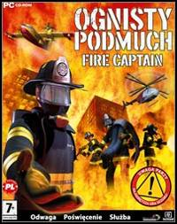 Ognisty Podmuch: Fire Captain (PC) - okladka