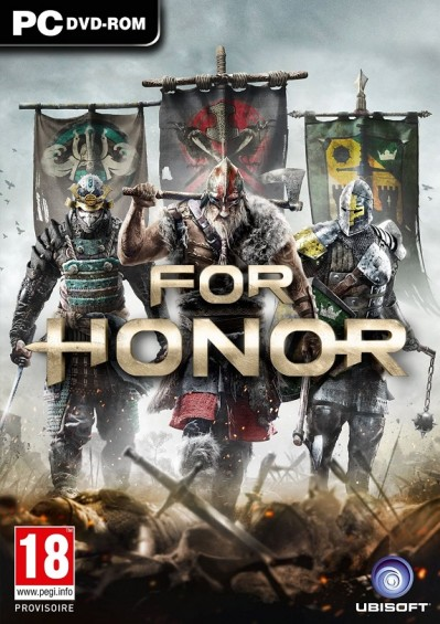 For Honor (PC) - okladka