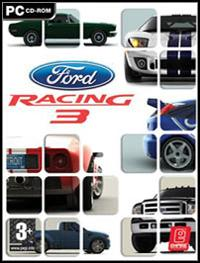 Ford Racing 3 (PC) - okladka