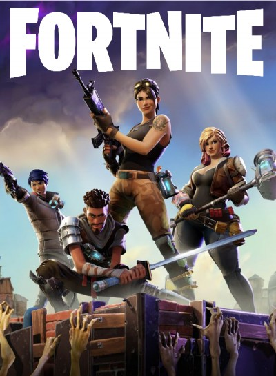 Fortnite (XBOXONE) - okladka