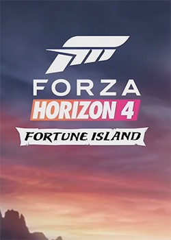 Forza Horizon 4: Fortune Island (PC) - okladka