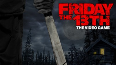 Friday the 13th: The Game (PS4) - okladka