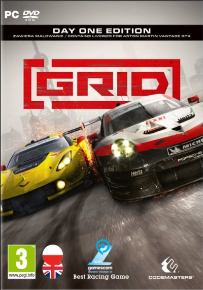 GRID (PC) - okladka