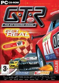 GTR: FIA GT Racing Game (PC) - okladka