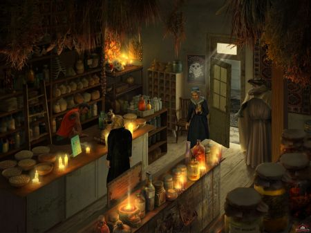 Recenzja gry Gabriel Knight: Sins of the Fathers - 20th Anniversary Edition
