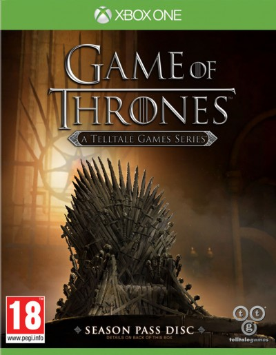Game of Thrones: A Telltale Games Series (Xbox One) - okladka