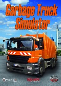 Garbage Truck Simulator (PC) - okladka