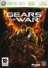 Gears of War (Xbox 360) - okladka