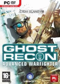 Tom Clancy's Ghost Recon: Advanced Warfighter (PC) - okladka