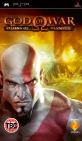 God of War: Chains of Olympus (PSP) - okladka